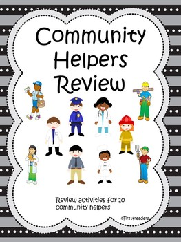 Our Community Helpers Bundle