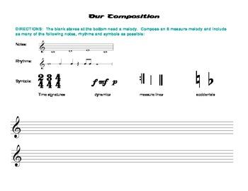 Our Composition, Level 3