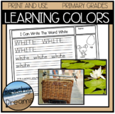 Learning Colors through Cross Curricular Activities  Dista