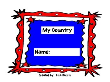 """""""Our Country""""  Writing"""