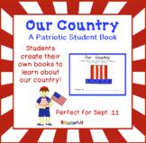 Patriotism: Our Country, The USA