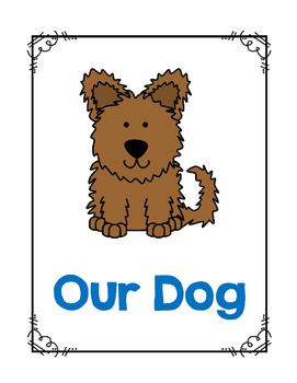 Our Preschool Dog Book