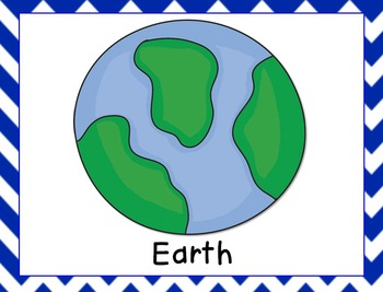 Our Earth - Land and Water {Landforms}