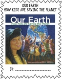 Our Earth - Picture Book Worksheet Companion!