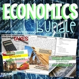 Economics Bundle {Differentiated Reading Passages & Questions} - Social Studies