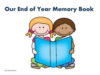 Our End Of Year Memory Book