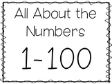 Our Entire All About the Numbers 1-100 Tracing Worksheets