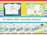 Our Entire Bible Curriculum. Games, Flashcards, Worksheets,and More