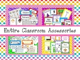 Our Entire Classroom Accessories Download. Preschool-3rd Grade.