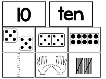 Our Entire Number Curriculum Download. Preschool-Kindergarten Counting and Numbe