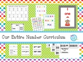 Our Entire Number Curriculum Download. Preschool-Kindergar