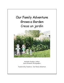 Our Family Adventure - Grows a Garden (Bundle)