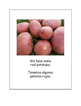 Our Family Adventure - Grows a Garden (English/Spanish)
