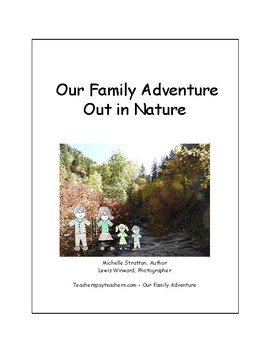 Our Family Adventure - Out in Nature (English/Spanish)
