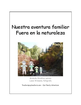 Our Family Adventure - Out in Nature (Spanish)