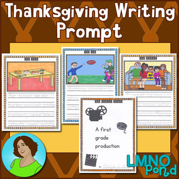 Our Family Feast:  Thanksgiving Writing Prompt