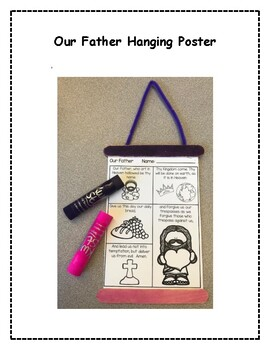 Our Father Hanging Poster