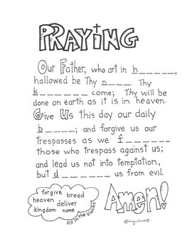 graphic regarding Printable Our Father Prayer referred to as Our Dad Printable