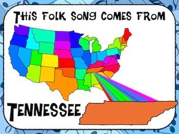 Favorite Folk Song – Alabama Gal Teacher Kit