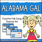 Favorite Folk Song – Alabama Gal Teacher Kit