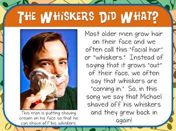 Favorite Folk Song – Michael Finnigan Teacher Kit