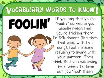 Favorite Folk Song – Roxie Ann Teacher Kit