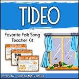 Favorite Folk Song – Tideo Teacher Kit