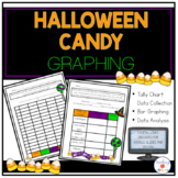 Halloween Candy Graphing Activity and Printables