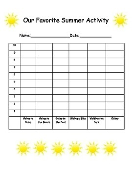 Our Favorite Summer Activity
