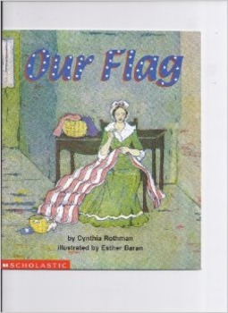 Our Flag Guided Reading (Common Core Aligned)