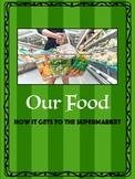 Our Food - How it Gets to the Supermarket!