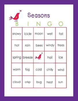 Our Four Seasons