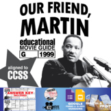 Our Friend, Martin Movie Guide   Questions   Worksheet   Google Form (G - 1999)