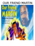 Our Friend Martin (movie 1999) Questions, 2 activities and answer keys