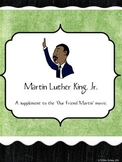 Martin Luther King, Jr./Our Friend Martin