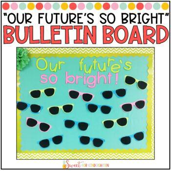 Our Future's So Bright- End of the Year Sunglasses Craft
