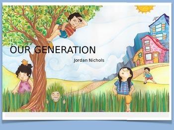 Our Generation by Jordan Nichols