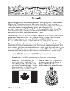 Our Global Village - Canada