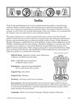 Our Global Village - India