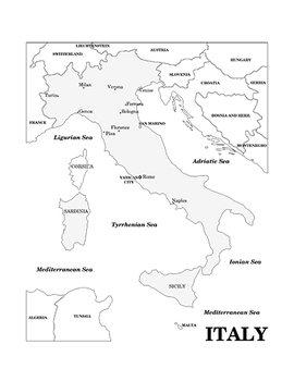 Our Global Village - Italy