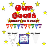 Goal Setting Banners for Classroom Displays