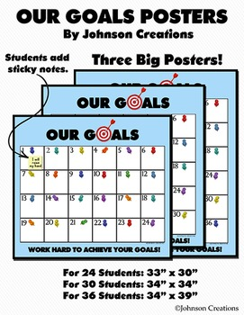 Our Goals Posters