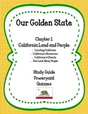 Our Golden State: Chapter 1 - California Land and People M
