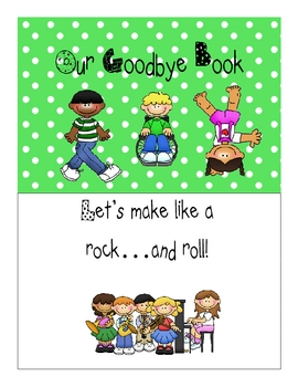Our Goodbye Book