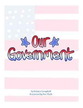 Our Government - Book (government, president, good citizen, voting, and more)