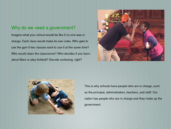 Our Government Power Point Presentation