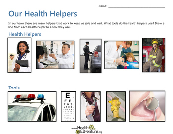 Our Health Helpers