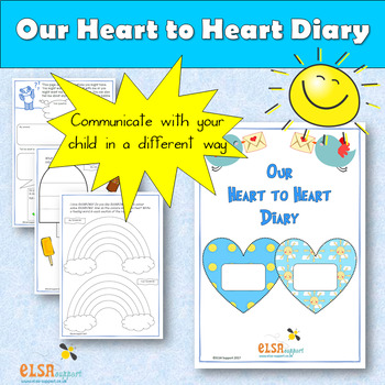 Our Heart to Heart diary