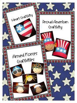 Our Heroes- Honoring Veterans {Craftivities, Readers & Much More!}