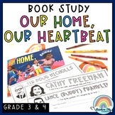 Our Home Our Heartbeat Book Study - Years 3 - 4 ( NAIDOC Week)